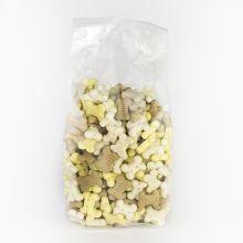 Micro-kluifje 3mix vanille 400 gr zakje