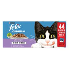 FELIX PCH ELKE DAG FEEST Mix Box 44x85g