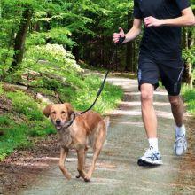 Looplijn jogging Zwart 0,90-1,30Mx20MM