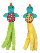 Trixie Bird, Plush/Fabric