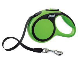 Flexi New COMFORT, Tape Leash S groen