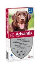 Advantix 400 - meer dan 25 kg
