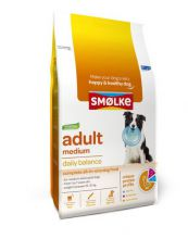Smolke Adult Medium - Hondenvoer - 3 kg