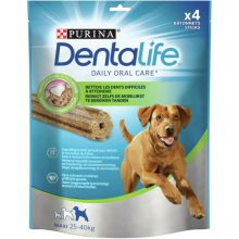 Purina Dentalife Daily Oral Care Large - Hondensnacks - 142 g