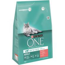 Purina One Adult Zalm&Granen -3 kg