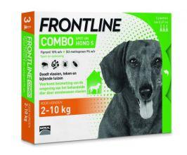 Frontline Combo 2-10 kg 3 pipet