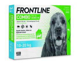 Frontline Combo 10-20kg 3 pipet