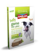 Smolke Vers Gestoomde Maaltijd 395 g - Hondenvoer - Eend&Konijn&Aardappel Graanvrij
