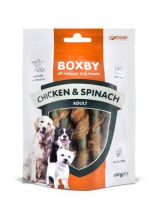 Proline Boxby Chicken/Spinach Sticks 100 g -
