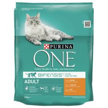 Purina One Adult Kip&Granen - 3 kg