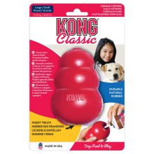 KONG Speeltje Classic Rood - Hondenspeelgoed - Large