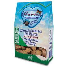Renske Gezonde Beloning Hartjes 150 g - Hondensnacks - Kalkoen