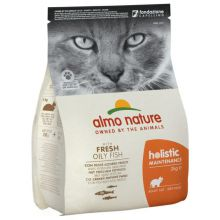 Almo Nature Cat Holistic Adult 2 kg - Kattenvoer - Vis&Rijst Holistic