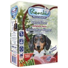 Renske Adult Kerstdiner  Eend Kalkoen 395 g Rood