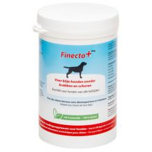 Finecto+ Dog - Voedingssupplement - parasieten - 300 g