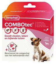 Beaphar ComboTec Hond 2 - 10 kg