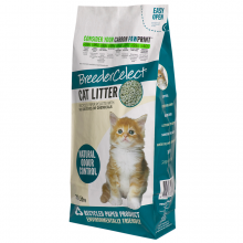 Breedercelect Kattenbakvulling 100% recycled 30l