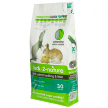 Back-2-nature bedding & litter 30 liter