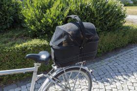 Fietsmand elektrische fiets Long voor Brede Bagagedragers
