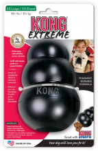 KONG Speeltje Extreme Xxl Zwart - Hondenspeelgoed - Giant