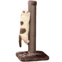 KRABPAAL BIG CAT GRIJS 56X56X119