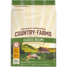 Country Farms Classic Puppy Dog Chicken 12 KG