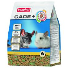 Beaphar Care Plus Chinchilla - Chinchillavoer - 1.5 kg