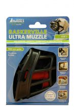 Baskerville ultra muzzle size 2 - jack russel Zwart