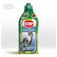 Bsi Stop GR kattenafweer 600 g