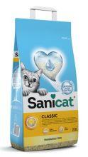 Sanicat Classic Unscented - Kattenbakvulling - 20 l