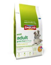 Smolke Adult Grain Free Formula Kip&Groente&Lam  3 kg