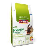 Smolke Puppy Grain Free Formula Kip&Groente&Lam 3 kg