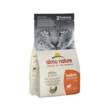 Almo Nature Cat Holistic Adult 2 kg - Kattenvoer - Turkey Holistic