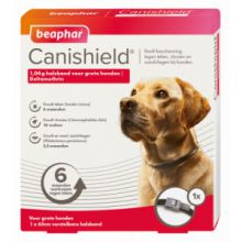 Beaphar Canishield-vlooienband Halsband Hond Groot
