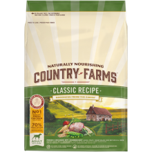 Country Farms Classic Adult Dog Chicken 12 KG