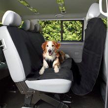 Trixie beschermdeken autostoelen nylon Zwart 145x245CM