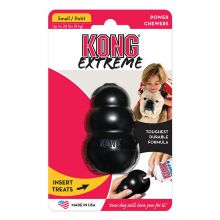 KONG Extreme Zwart Small