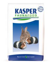 Kasper Faunafood Konijnenknaagmix - Konijnenvoer - 15 kg