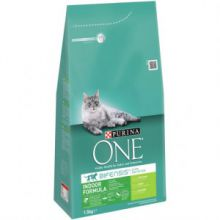 Purina One Indoor Kalkoen- 1.5 kg