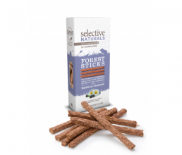 Selective Naturals Forest Sticks Blackberry&Chamomile 60g