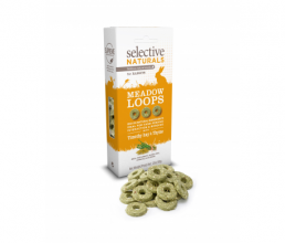 Selective Naturals Meadow Loops Timothy&Thyme 80g