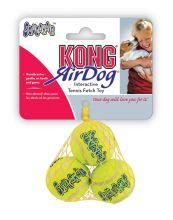 Kong air squeakair tennis ball 3st Geel XS