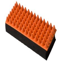 Verzorgingsborstel rubber kat