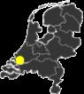 Land kaartje